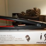 ISA Professional Digital LCD Ceramic Flat Iron Hair Straightener 1″ review 2018