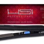 HSI Professional 1 inch Digital Flat iron hair straightener review of January 2018