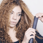 The best straightener for curly hair